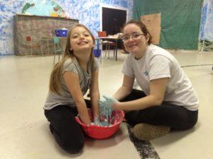 FOOTPRINTS one-to-one Volunteer